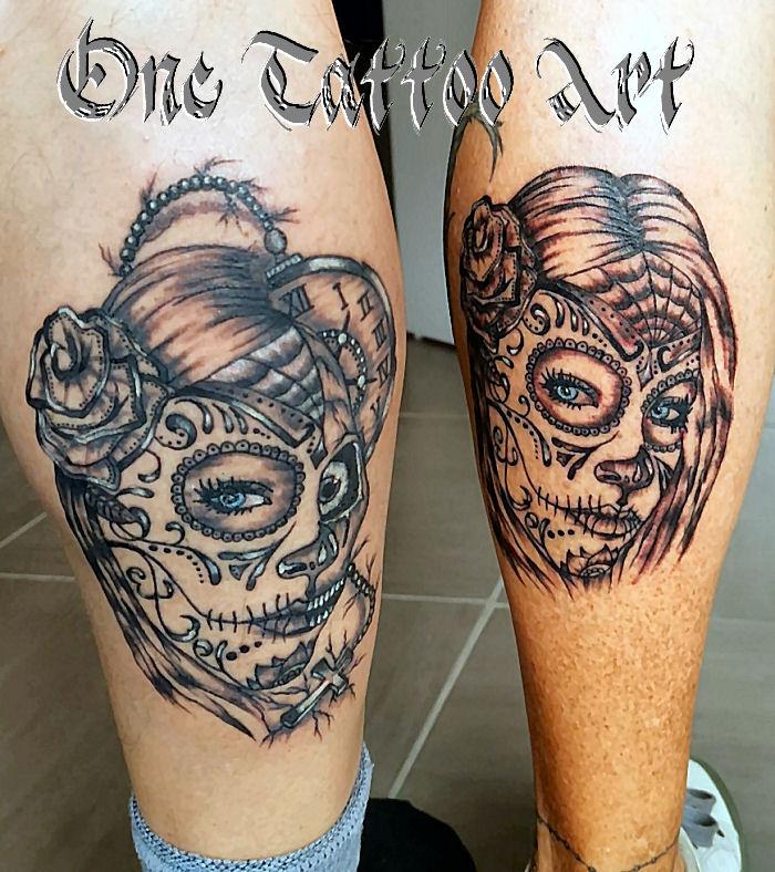 catarina duo one tattoo art