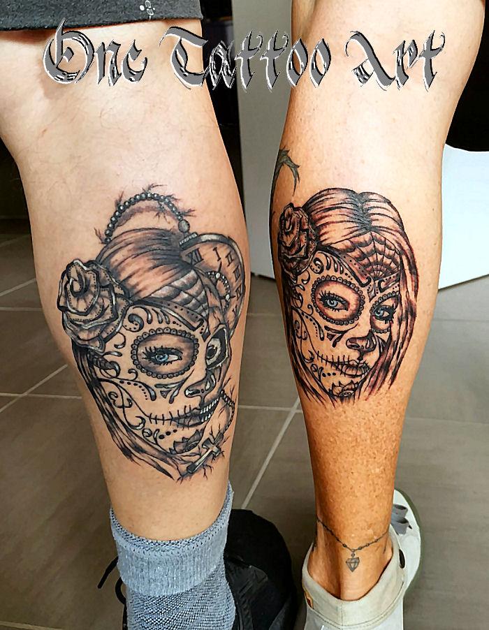 catarina duo one tattoo