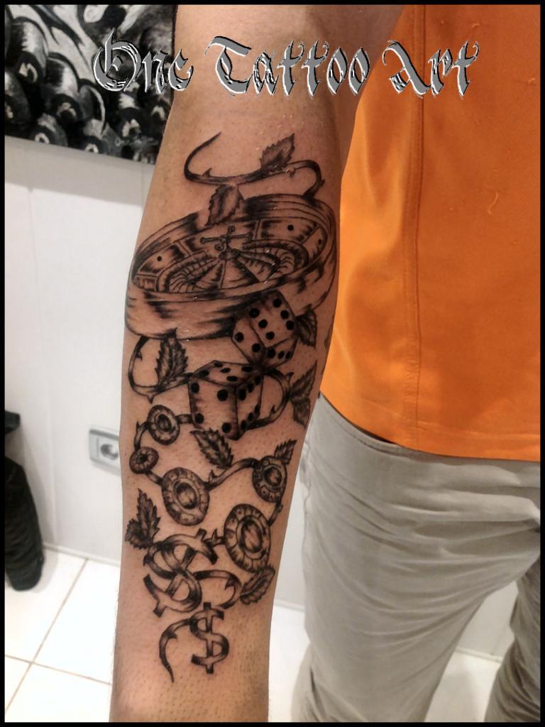One Tattoo Art - jeux