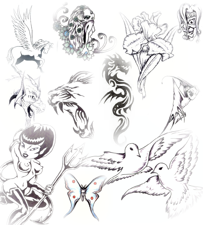 Flash One Tattoo Art