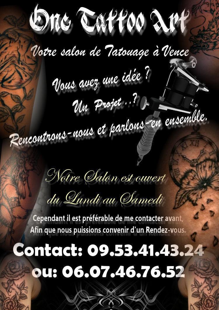 Accueil one tattoo art