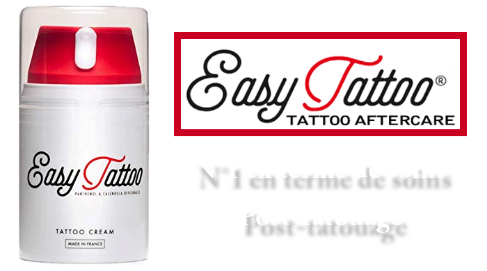 Easy tattoo creme