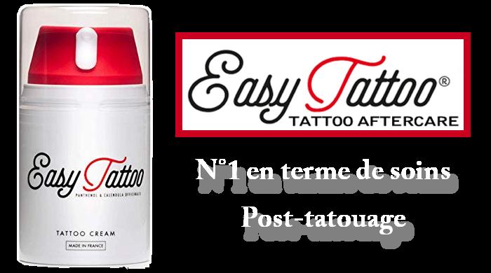 Easy tattoo creme