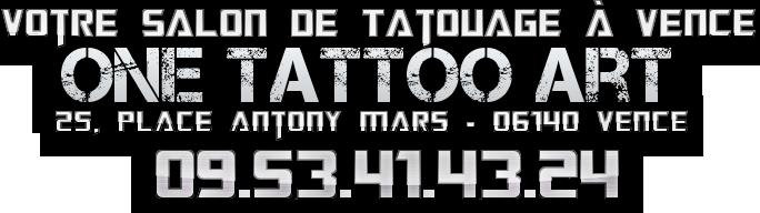 One tattoo 1