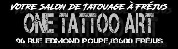 One tattoo art frejus