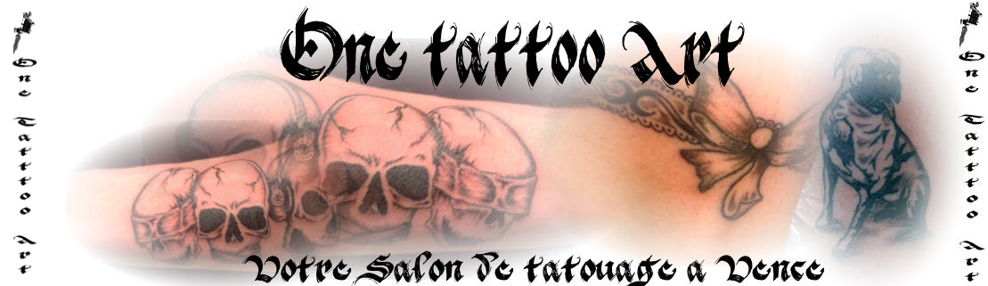 One tattoo art vence tattoo