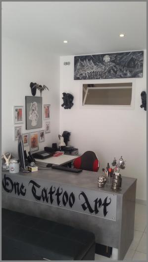 One tattoo frejus salon