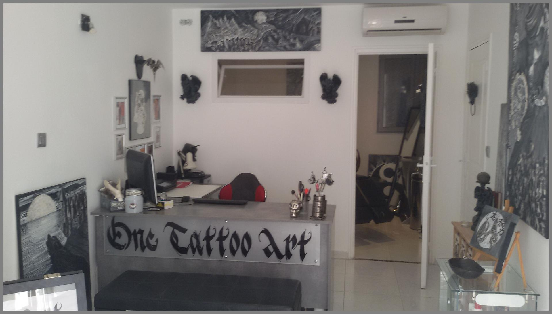 Salon one tattoo art frejus