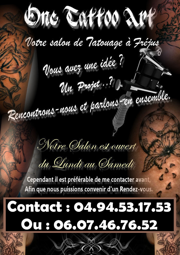 Site one tattoo art frejus 1