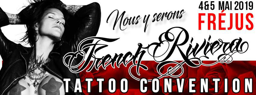 Tattoo convention frejus one tattoo