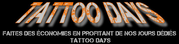 Tattoo days one tattoo art tatouage frejus