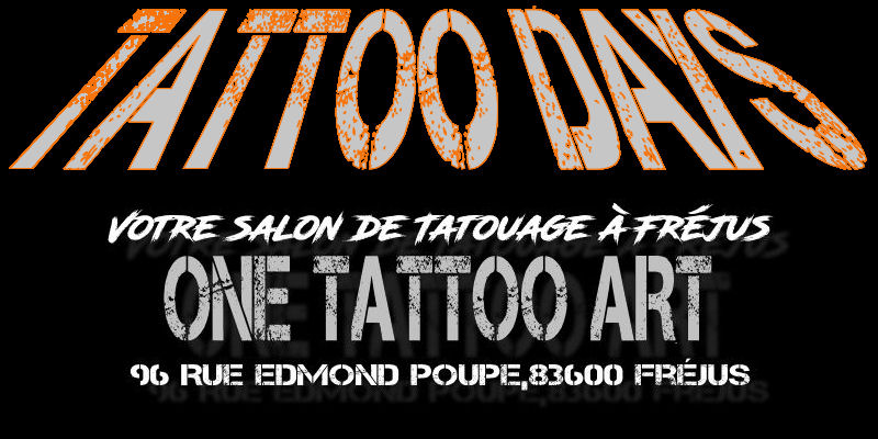 Tattoo days one tattoo art tatouages