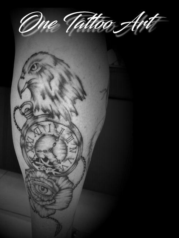 Aigle one tattoo art 1