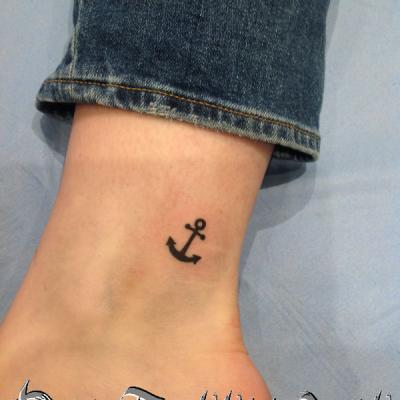 Ancre - One Tattoo Art