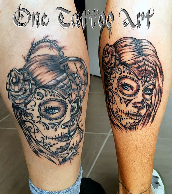 catarina duo one tattoo art