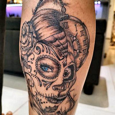 catarina one tattoo 2