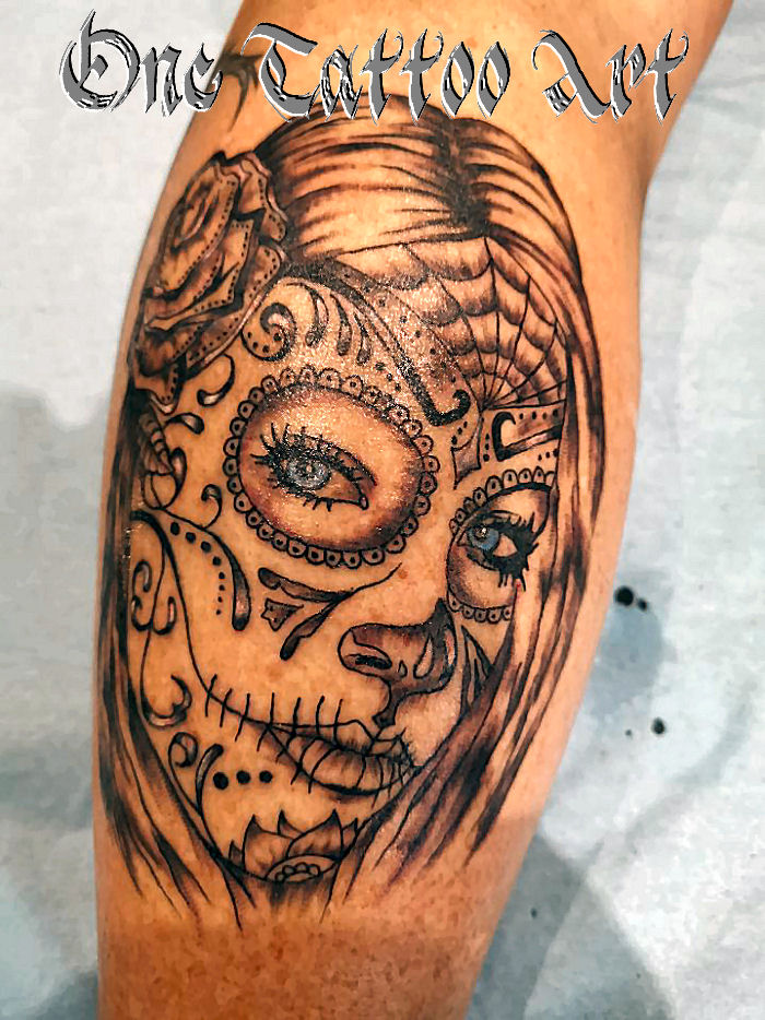 catarina one tattoo art