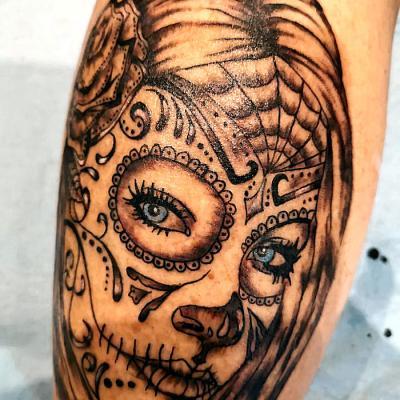 catarina one tattoo