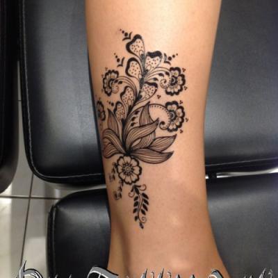 ephemere tattoo - one tattoo