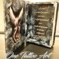 Grimoire Phoenix-one tattoo art