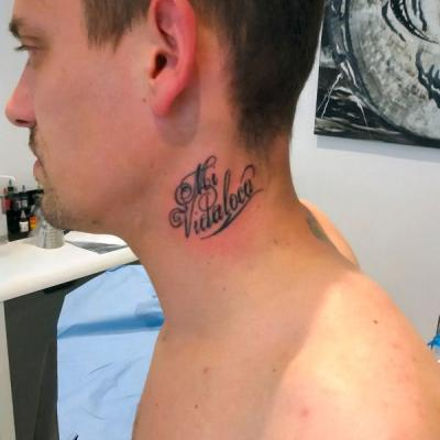 One Tattoo Art - Fréjus -Vidaloca