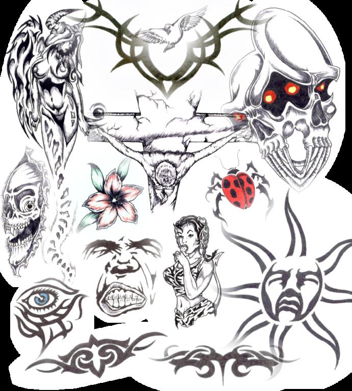 planche 6 one tattoo