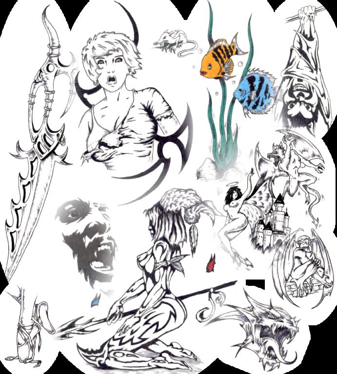 planche 8 one tattoo