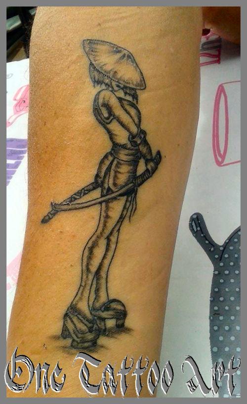 Samurai - One Tattoo