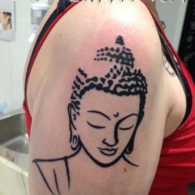 Shiva - One tattoo art