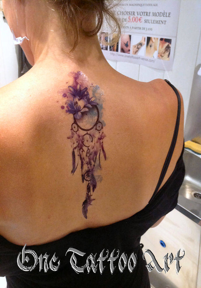 tattoo temporaire - one tattoo art