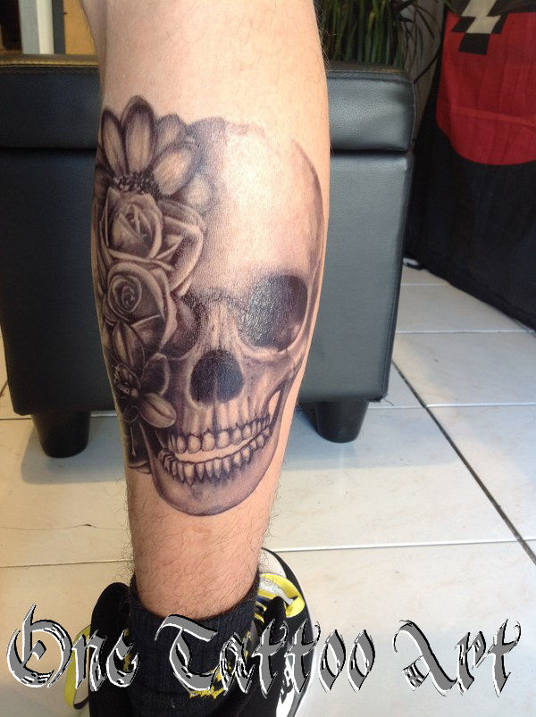tempory one tattoo