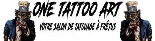 Banniere one tattoo art 2