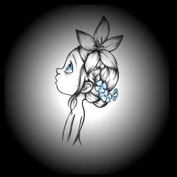 Petite fille one tattoo 1